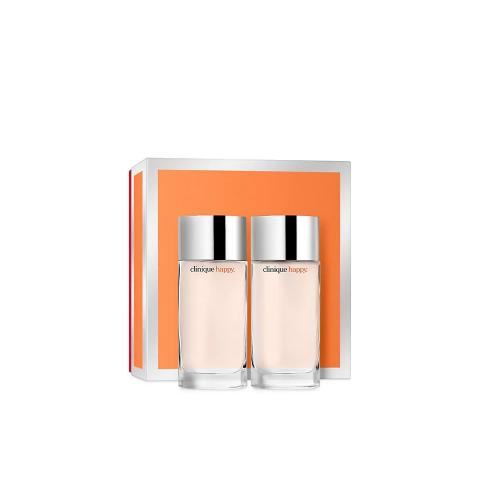 CLINIQUE HAPPY 2 PCS SET WOMEN >  3.4 SP (HARD BOX)