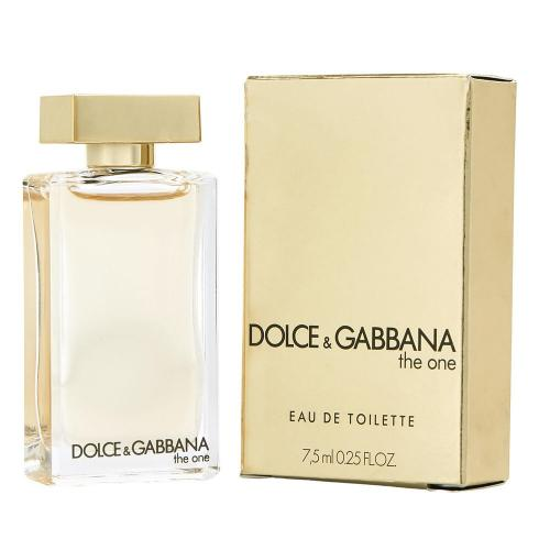DOLCE & GABBANA THE ONE 0.25 OZ EDT MINI FOR WOMEN