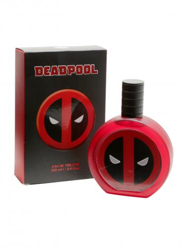 MARVEL DEADPOOL 3.4 EDT SP