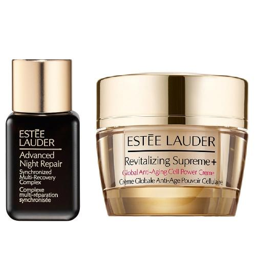 ESTEE LAUDER 2 PCS SET >  REPAIR + RENEW (PICTURE BOX)