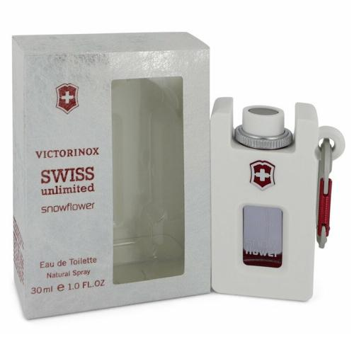 SWISS ARMY UNLIMITED SNOWFLOWER 1 OZ EDT SP FOR WOMEN