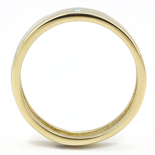Two-Tone IP Gold (Ion Plating)