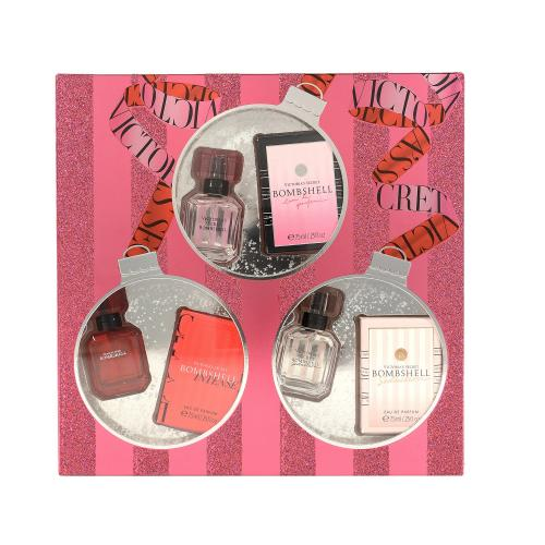 VICTORIA SECRET BOMBSHELL 3 PCS MINI SET